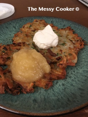 latkes-served